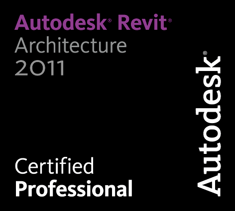 Autodesk® Revit® Architecture 2011 - Certified Professional
