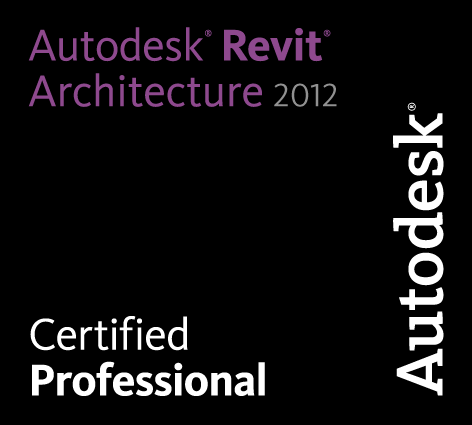 Autodesk® Revit® Architecture 2012 - Certified Professional