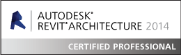 Autodesk® Revit® Architecture 2014 - Certified Professional